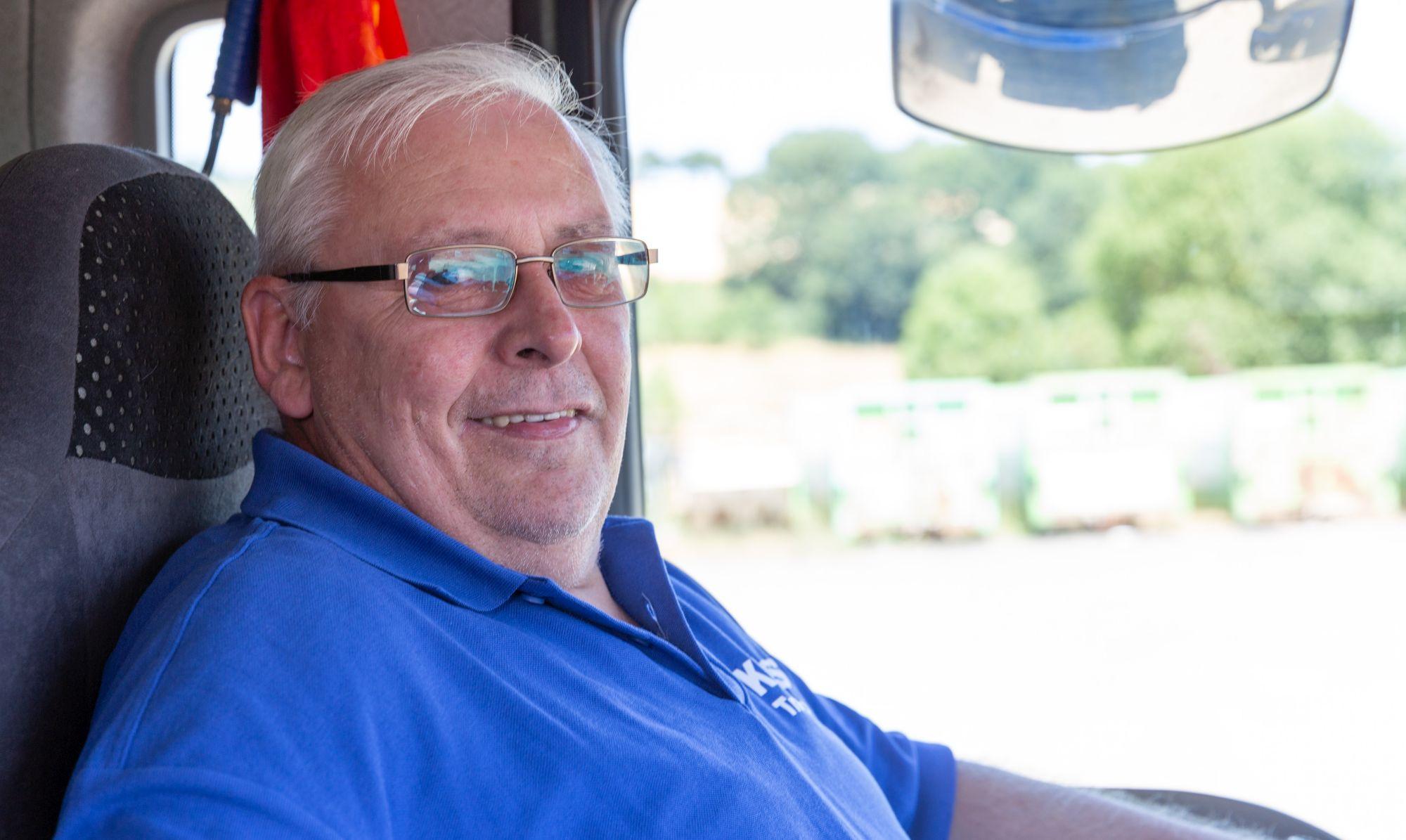 Dieter Ebinger || Tankwagen